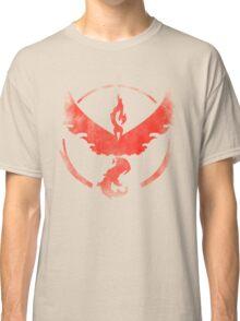 Team Valor grunge red Classic T-Shirt