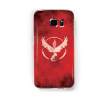 Team Valor grunge Samsung Galaxy Case/Skin