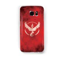 Team Valor grunge Samsung Galaxy Case/Skin