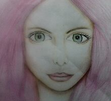 Pink lady by Arriettyx