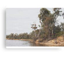 Murray River  Canvas Print
