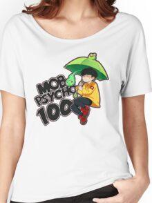 Mob Psycho 100 - Umbrella Frog Women's Relaxed Fit T-Shirt