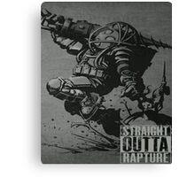 Bioshock Comic Game Big Daddy T Shirt/Phone etc Most Popular Canvas Print