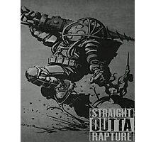 Bioshock Comic Game Big Daddy T Shirt/Phone etc Most Popular Photographic Print