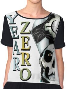 YEAR ZERO Chiffon Top