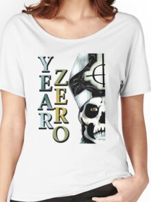 YEAR ZERO Women's Relaxed Fit T-Shirt