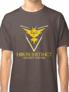 House Instinct (GOT + Pokemon GO) Classic T-Shirt