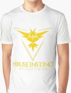 House Instinct (GOT + Pokemon GO) Graphic T-Shirt