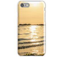 On the shining sea iPhone Case/Skin