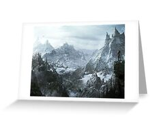Winterfell Greeting Card