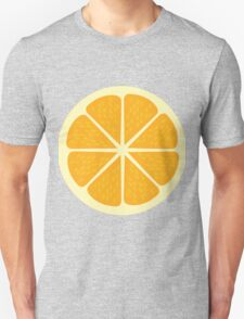 Yellow Lemon Graphic Design  Unisex T-Shirt