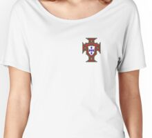 Portugal Logo Women's Relaxed Fit T-Shirt