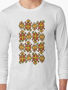 Fabulous Turtles Long Sleeve T-Shirt
