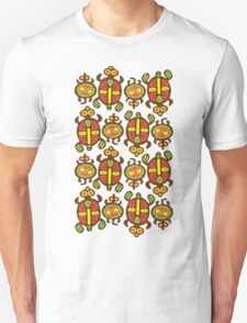 Fabulous Turtles Unisex T-Shirt