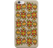 Fabulous Turtles iPhone Case/Skin