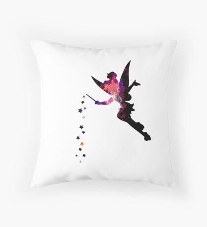 Tinker Bell Throw Pillow