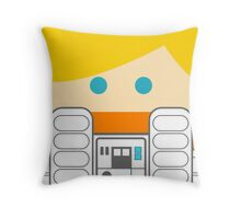 STAR WARS - LUKE SKYWALKER X-WING PILOT Throw Pillow