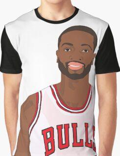 D-Wade! Graphic T-Shirt