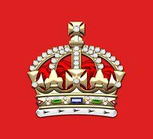 British Imperial Crown - Tudor Crown Unisex T-Shirt