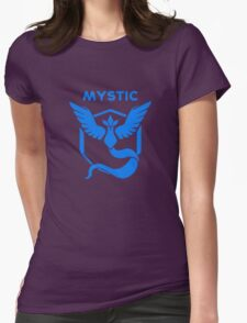 Mystic Pokemon GO Womens Fitted T-Shirt