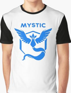 Mystic Pokemon GO Graphic T-Shirt