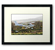 Reims Cessna F172N Skyhawk Framed Print
