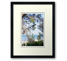 Somers Framed Print