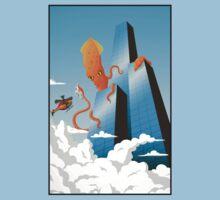 SquidZilla One Piece - Short Sleeve