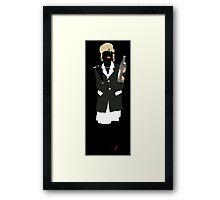 Patsy (Absolutely Fabulous) - Minimalist Image Framed Print