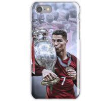 Portugal Euro 2016 Winners iPhone Case/Skin