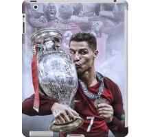 Portugal Euro 2016 Winners iPad Case/Skin