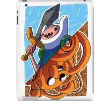Adventure Time Jack and Finn iPad Case/Skin