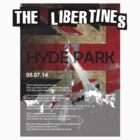 The Libertines, Hyde Park by John Bowie