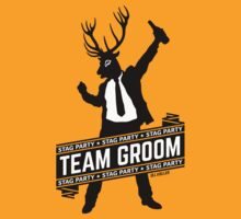 Team Groom / Stag Party by MrFaulbaum