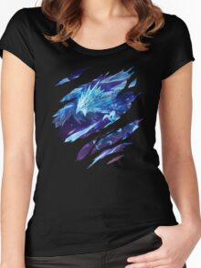 The Cryophoenix Women's Fitted Scoop T-Shirt