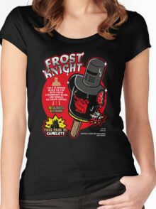 Frost Knight Ice Pop Women's Fitted Scoop T-Shirt