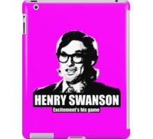 Henry Swanson  iPad Case/Skin
