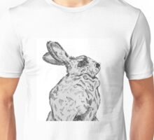 Beatrix Potter Inspired Inked Bun Unisex T-Shirt