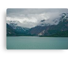 Glacier Bay, Alaska Canvas Print