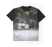 Abandoned old truck Graphic T-Shirt