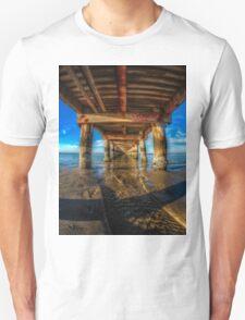 Rye pier Unisex T-Shirt