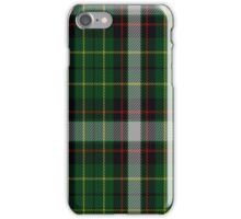 02224 London Moss, (Unidentified #46) Tartan iPhone Case/Skin