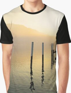 Colourful lake Graphic T-Shirt