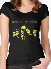 Legends live longer Women's Fitted Scoop T-Shirt
