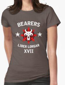 Bearers - Liber Lorgar Womens Fitted T-Shirt