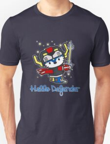 Hello Defender Unisex T-Shirt
