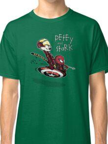 Uncivil Heroes Classic T-Shirt