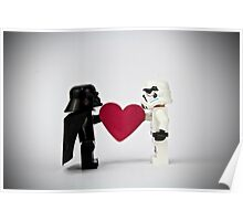 Lego LOVE Poster