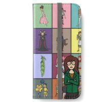 Daria Pop culture Icon  iPhone Wallet/Case/Skin
