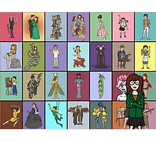 Daria Pop culture Icon  Photographic Print